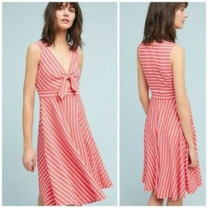 NEW Anthropologie April Keyhole Dress Size S